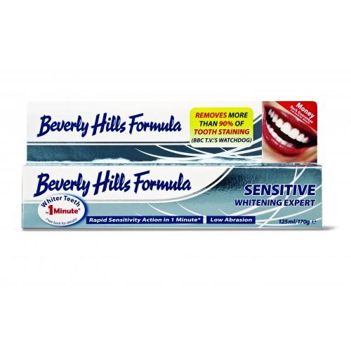 Зубная паста Beverly Hills Formula Sensitive 125 мл