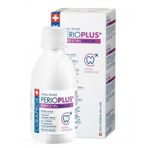Ополаскиватель для полости рта Curaprox Perio Plus Форте 0,20% 200 мл