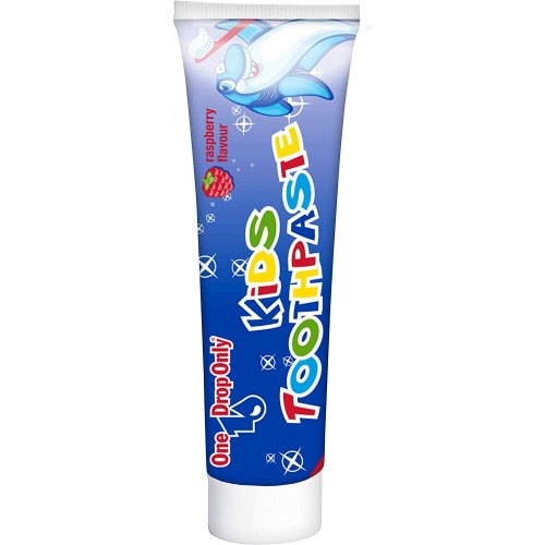 Детская зубная паста One Drop Only Малина от 0 до 6 лет 50 мл