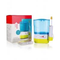 Ирригатор для полости рта Edel+White Flosserpik oral wellness + 5 насадок