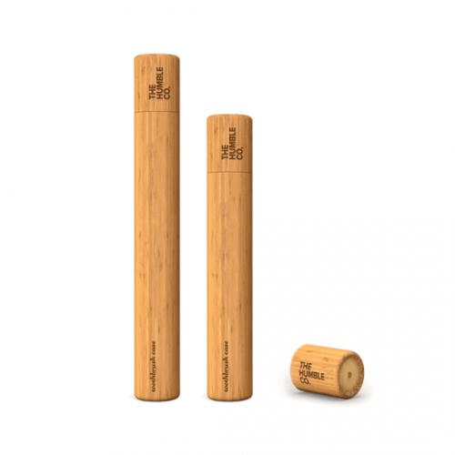 Бамбуковый футляр для зубных щеток Humble