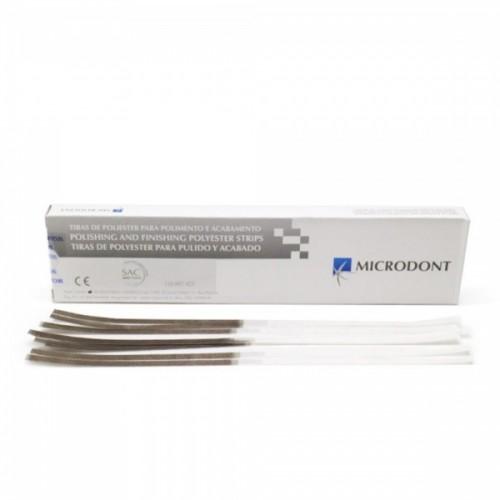 Штрипсы полиэстеровые  2.5 мм средние / мелкие 150 шт