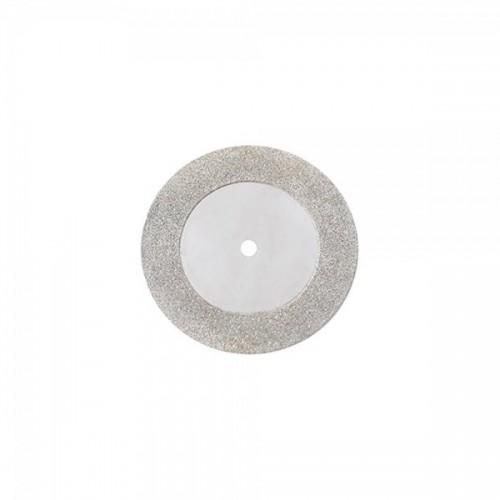 Диск алмазный 22/16 мм односторонний абразивность мелкая 1 шт