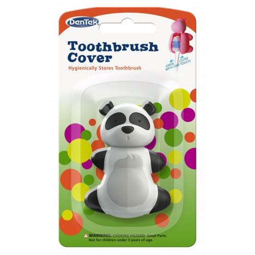 Держатели для детских зубных щеток DenTek Панда