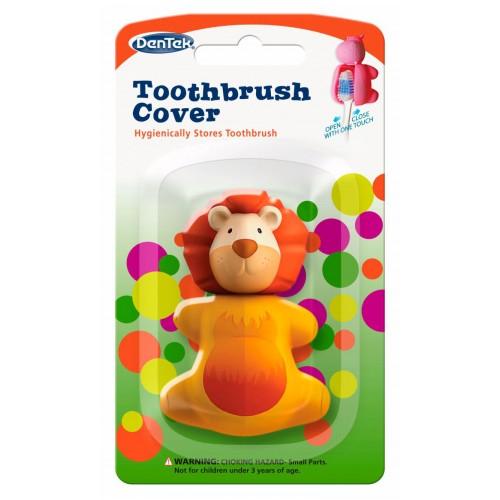 Держатели для детских зубных щеток DenTek Лев