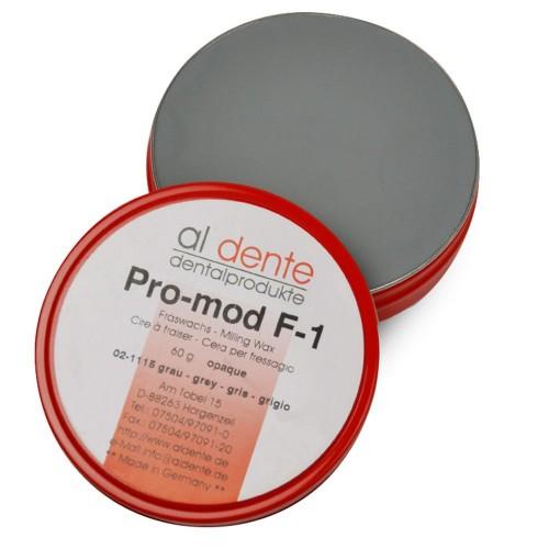 Воск фрезерный PRO-MOD F-1  серый опаковый 60 г