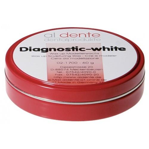 Воск диагностический DIAGNOSTIC WAX белый 60 г