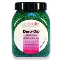 Воск погружной DURO-DIP зелёный 300 г