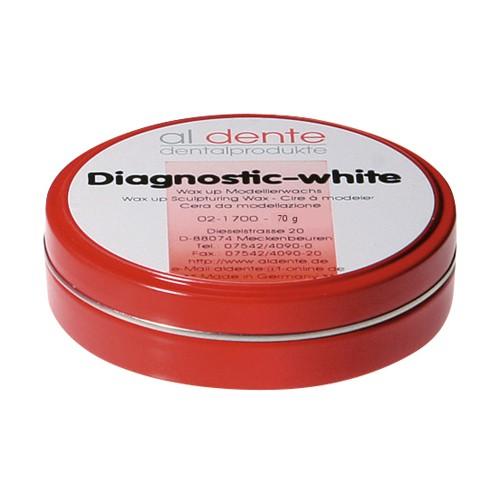 Воск диагностический DIAGNOSTIC WAX белый 70 г