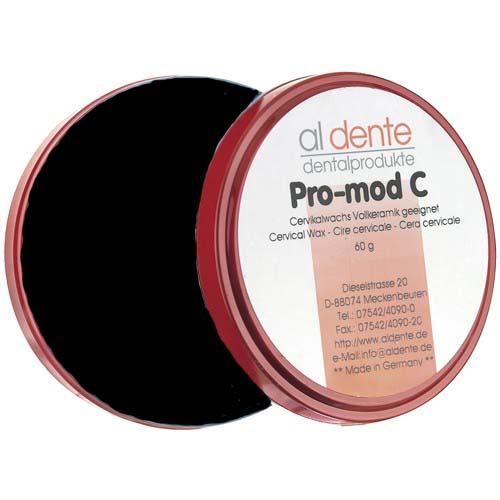 Воск пришеечный PRO-MOD C чёрный 60 г