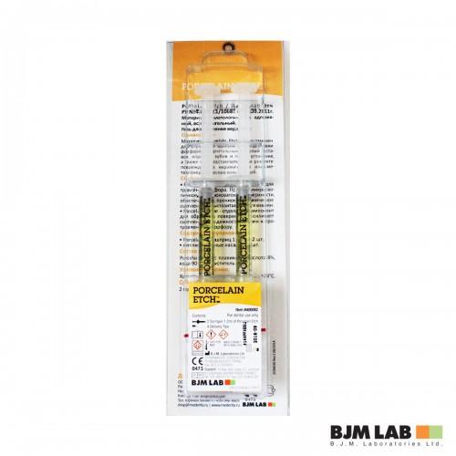 PORCELAIN ETCH плавиковая кислота 2х1.2 мл + 2 насадки