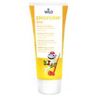 Детская зубная паста Emoform actifluor Kids  0 - 5 лет 75 мл
