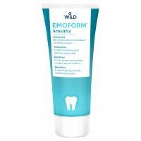 Специальная зубная паста Emoform-F Sensitive со фтором 75 мл