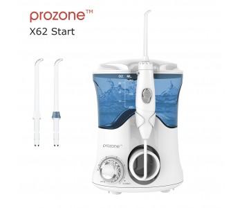 Ирригатор полости рта ProZone X62 Start White 2 насадки