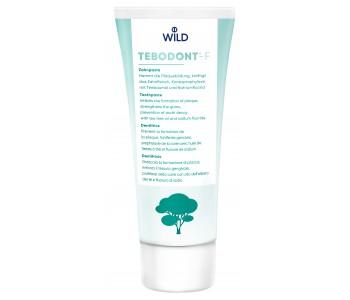 Зубная паста с маслом чайного дерева Tebodont-F 75 мл
