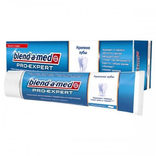Зубная паста Blend-A-Med ProExpert Все в одному Крепкие зубы 100 мл