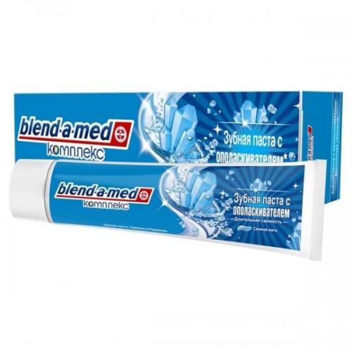 Зубная паста Blend-A-Med Комплекс Длительная свежесть с ополаскивателем 100 мл