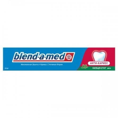 Зубная паста Blend-A-Med Антикариес Мята 50 мл
