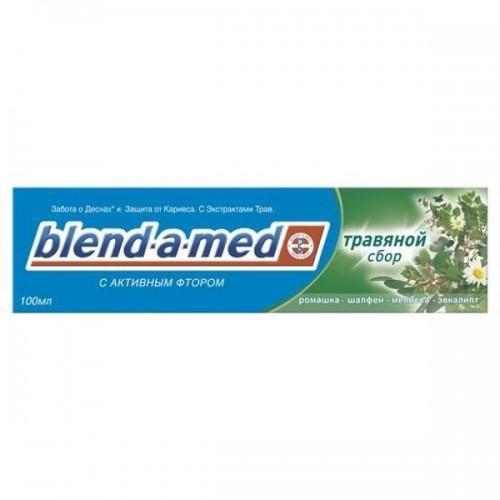 Зубная паста Blend-A-Med Био Травяной сбор 100 мл