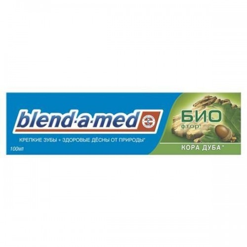 Зубная паста Blend-A-Med Био Кора дуба 100 мл