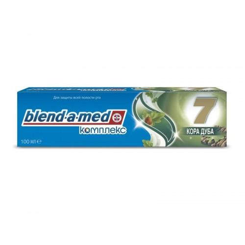 Зубная паста Blend-A-Med Комплекс 7 Кора дуба 100 мл