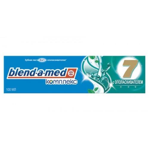 Зубная паста Blend-A-Med Комплекс 7 с ополаскивателем 100 мл