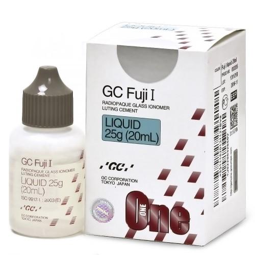 FUJI I фиксирующий стеклоиономерный цемент  жидкость 20 мл