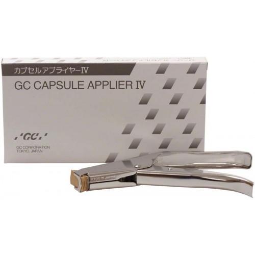 Пистолет для стеклоиономерных цементов в капсулах тип IV