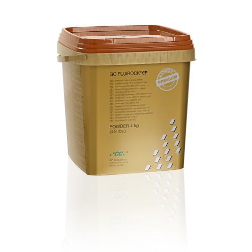 FUJIROCK EP Premium Line Супергипс IV класса 4 кг (Инка-коричневый)