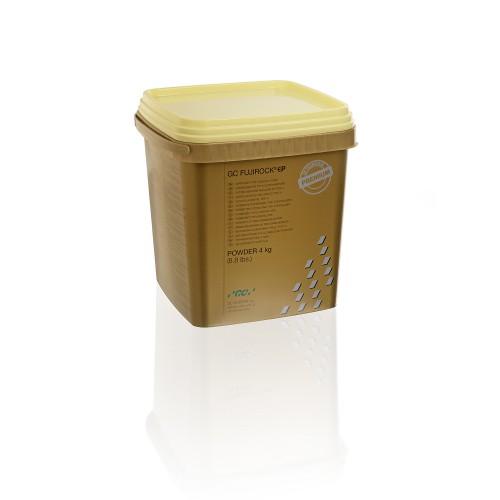 FUJIROCK EP Premium Line Супергипс IV класса 4 кг (Пастельно-жёлтый)