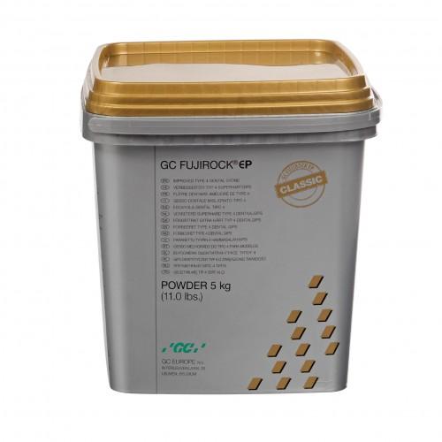 FUJIROCK EP Classic Line Супергипс IV класса 5 кг (Золотисто-коричневый)