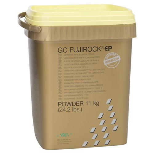 FUJIROCK EP Premium Line Супергипс IV класса 11 кг (Пастельно-желтый)