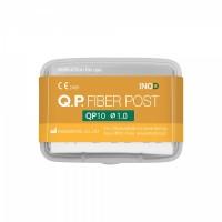 Штифт стекловолоконный QP 10 d. 1.0 - 0.8 ммL 20 мм10 шт