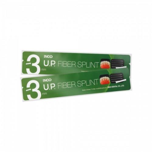 U.P. FIBER SPLINT 3 мм * 20 см лента шинирующая с UHMWPE 2 шт