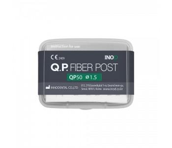 Штифт стекловолоконный QP 50 d. 1.5 - 0.8 ммL 20 мм10 шт