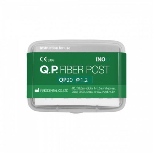 Штифт стекловолоконный QP 20 d. 1.2 - 0.65 ммL 20 мм10 шт