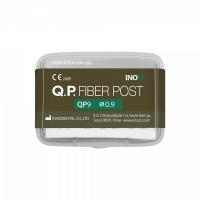 Штифт стекловолоконный QP 09 d. 0.9 - 0.7 ммL 20 мм10 шт