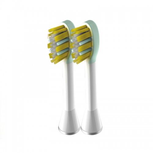 Насадки для электрической зубной щетки Lebond Unique Sensitive White 2 шт