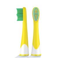 Насадки для электрической зубной щетки Lebond Heads Kids Silicone Yellow 2 шт