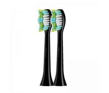 Насадки для электрической зубной щетки Lebond GEM Black 2 шт