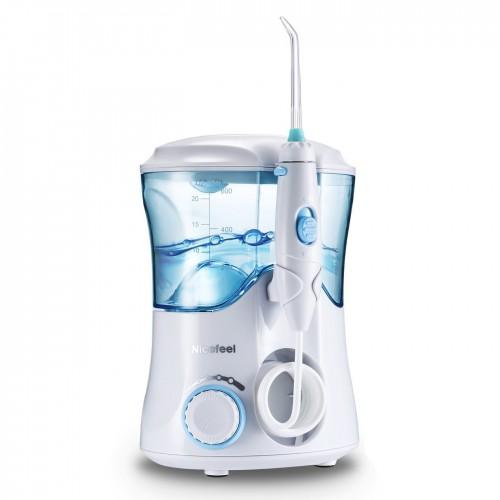 Ирригатор для полости рта Nicefeel FC169 Pulse Control 7 насадок