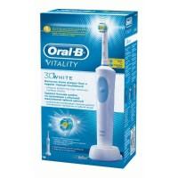 Электрическая зубная щетка Oral-B Vitality PRO 3D White