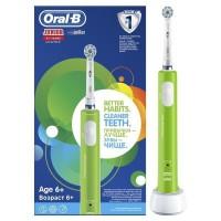 Детская электрическая зубная щетка Oral-B Sensi Ultrathin  Junior от 6 лет