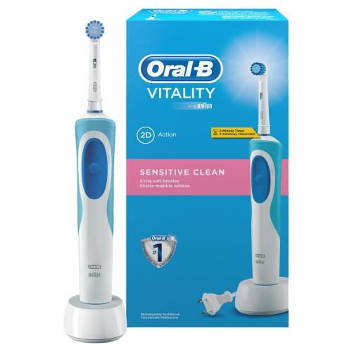 Электрическая зубная щетка Oral-B Vitality PRO Sensitive Clean