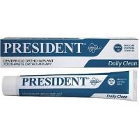 Зубная паста President Professional для имплантов и брекетов 75 мл