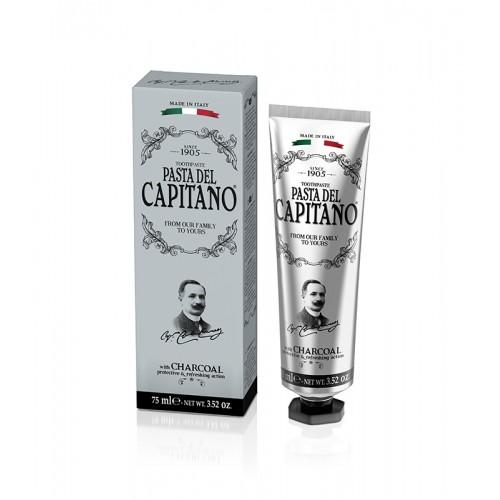 Зубная паста Pasta del Capitano Premium Charcoal 75 мл