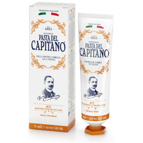 Зубная паста Pasta del Capitano Premium Ace 75 мл