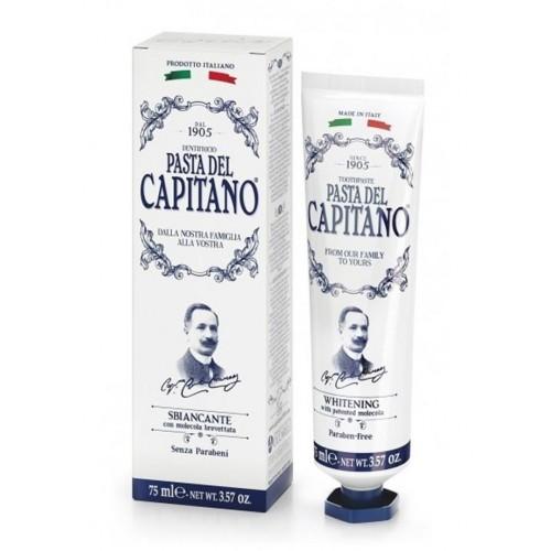 Зубная паста Pasta del Capitano Premium Whitening 75 мл