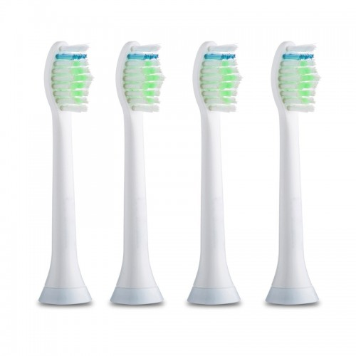 Насадка для электрической зубной щетки ProZone Replacements Heads for Lebond White 4 шт