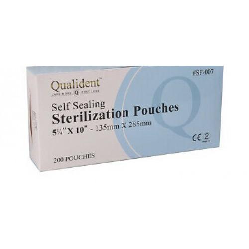 Пакеты для стерилизации и хранения инструмента Qualident 135 х 285 мм